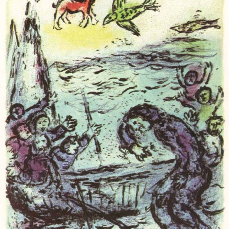 Chagall_Ulisses_and_the_companions_Odyssea_V2