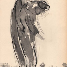 "Chagall Marc, ""Les amants econduits"""