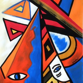 "Absi Grace, ""Les piramides"""