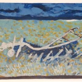 "Braque Georges, ""La charrue 1959"""