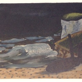 "Braque Georges, ""La vague"""