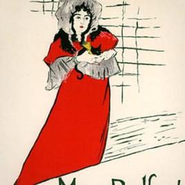 """Lautrec Henri de Toulouse, """"May Belfort"""""""