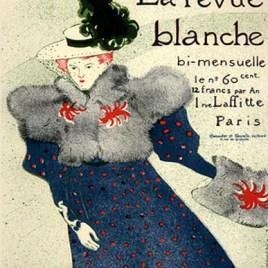 """Lautrec Henri de Toulouse, """"La Revue Blanche"""""""