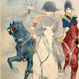"""Lautrec Henri de Toulouse, """"Napoleon"""""""