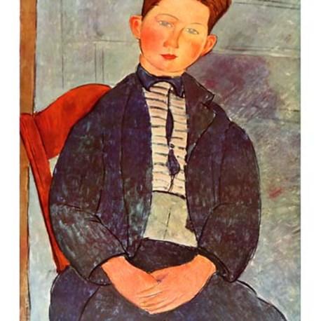 Modigliani_02_Boy_with_pink_Shirt