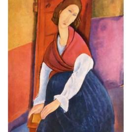 """Modigliani Amedeo, """"Eleganza tutti Toscana"""""""