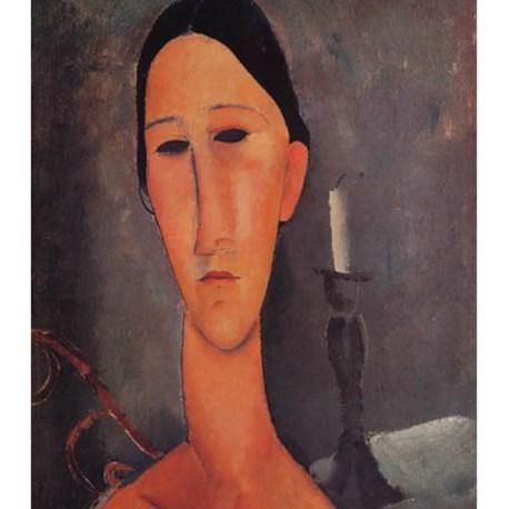 Modigliani_05_Hanka_Zborowska