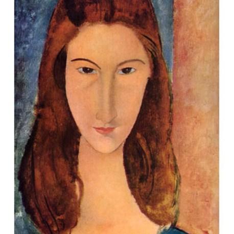Modigliani_07_Jeanne_Hebuterne_1918
