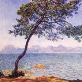 "Monet Claude, ""Antibes"""