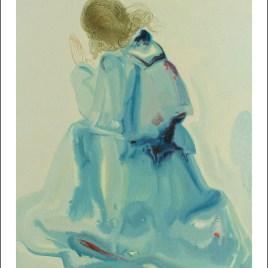 "Dali Salvardor, ""Paradise 2 – The angel"""