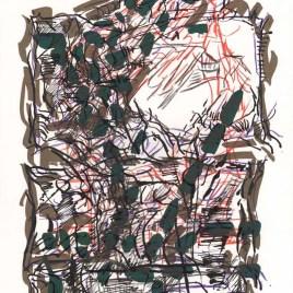 """Riopelle Jean-Paul, """"Untitled – DM06"""""""