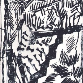 """Riopelle Jean-Paul, """"Untitled – DM14"""""""