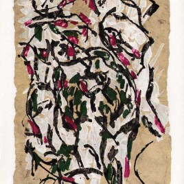"""Riopelle Jean-Paul, """"Untitled – DM23"""""""