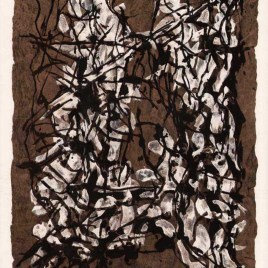"Riopelle Jean-Paul, ""Untitled – DM30"""
