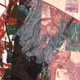 "Riopelle Jean-Paul, ""Untitled – DM36"""