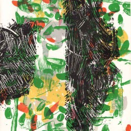 "Riopelle Jean-Paul, ""Untitled – DM38"""