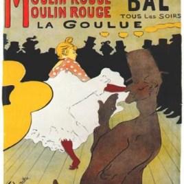 """Lautrec Henri de Toulouse, """"Moulin Rouge – La goulue """""""