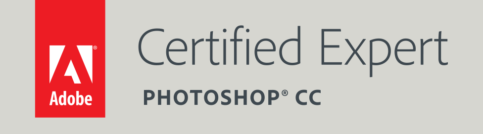 Simone Pompei, Adobe Certified Expert, Photoshop CC