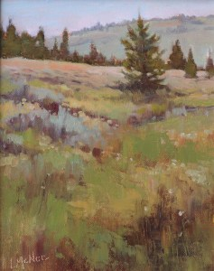 """Mountain Meadow"" ©2011 Lori McNee"