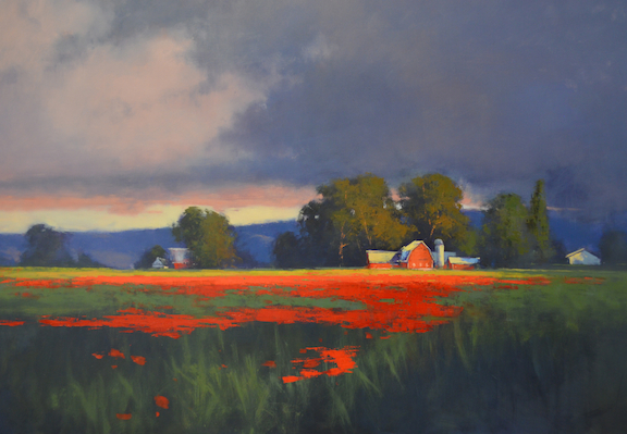 7 Steps to Create a Huge Landscape Painting