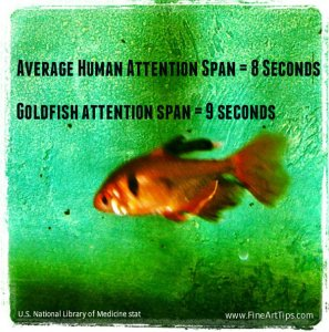 The Rise of Visual Content and the Fall Attention Spans