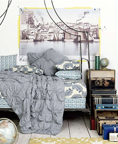 Anthropologie For Less 5 Decorating Craft Ideas