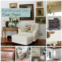 15 Farmhouse Chic Decor Ideas