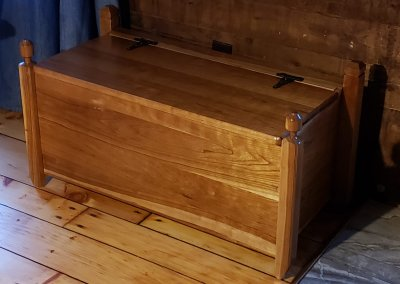 Cedar Chest by Jim McDonald
