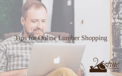 Tips for Online Lumber Shopping