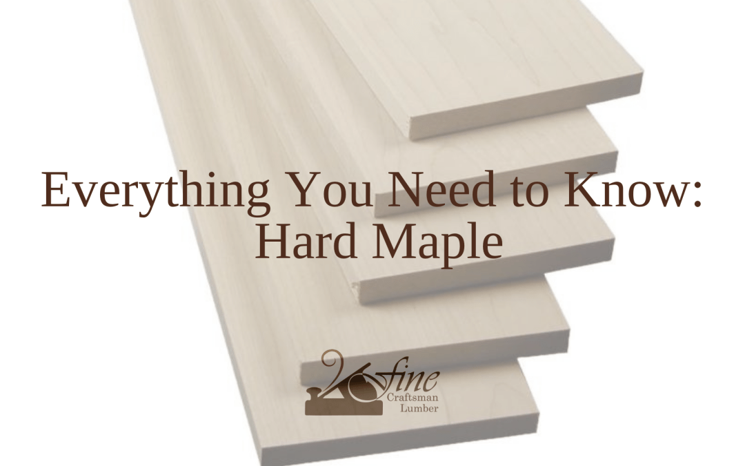 Hard Maple: Everything You Need to Know