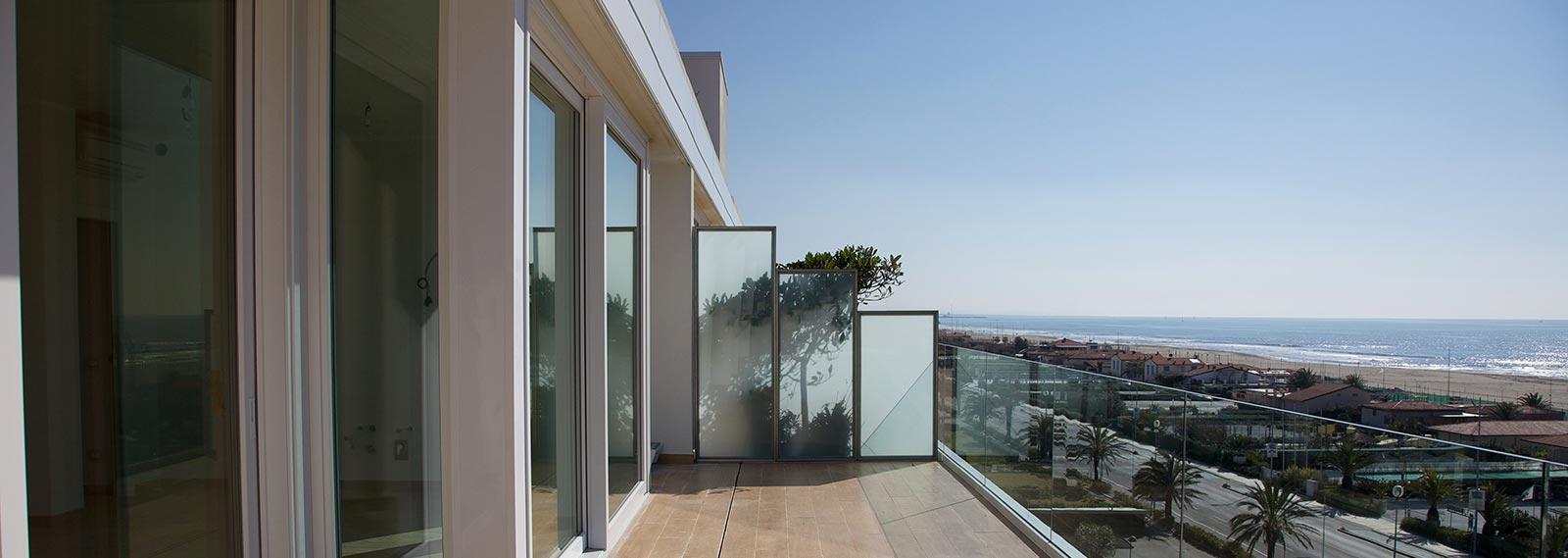Panoramic appartamenti lusso Lido di camaiore