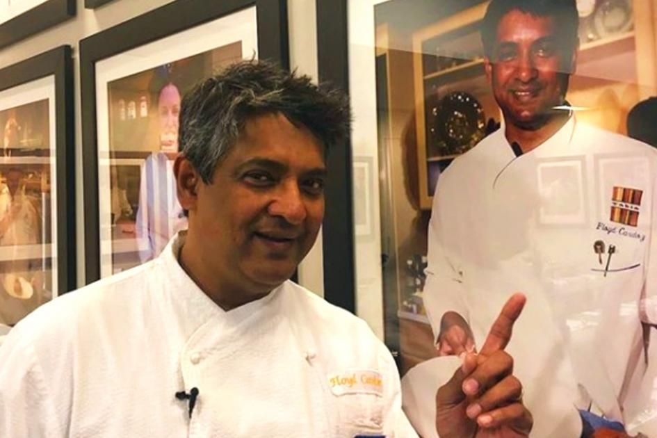 Chef Floyd Cardoz Passes Away Due To Coronavirus