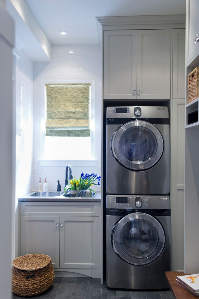 best kitchen appliances for the money table with leaf insert dryer transitional laundry room ...