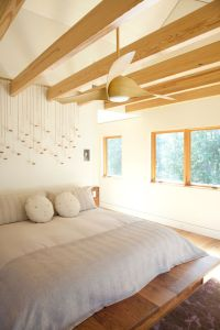 Ceiling Fan with Drum Light Contemporary Bedroom Also ...