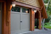 Chattanooga Garage Door with Craftsman Garage Also Arched ...