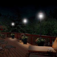 Deck Lighting Unlimited for Contemporary Deck Also ...