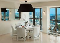 Extra Large Drum Lamp Shade for Contemporary Dining Room ...