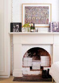 Hgtv Magazine Subscription Eclectic Living Room and