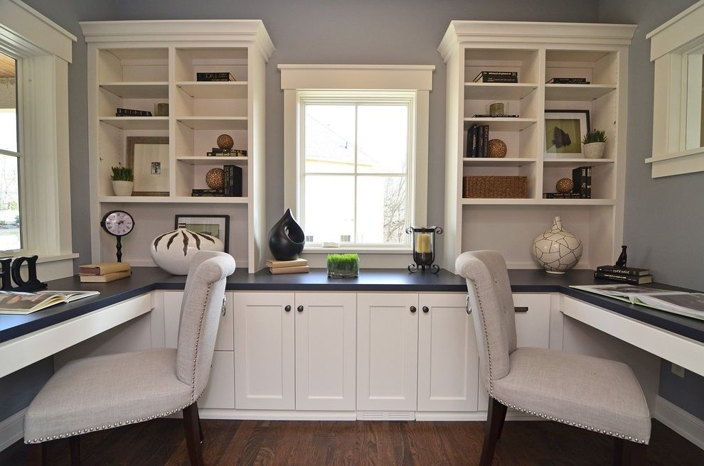 Highmark Seating With Traditional Home Office Also Built