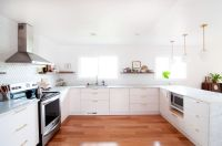 Sacramento Plumbing Supply for Midcentury Kitchen and ...