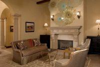 Sea Glass Art Ideas for Contemporary Living Room Also ...