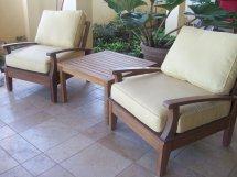Outdoor Teak Furniture Fine Of Sarchi
