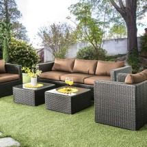 "7 8"" olina patio sofa set"