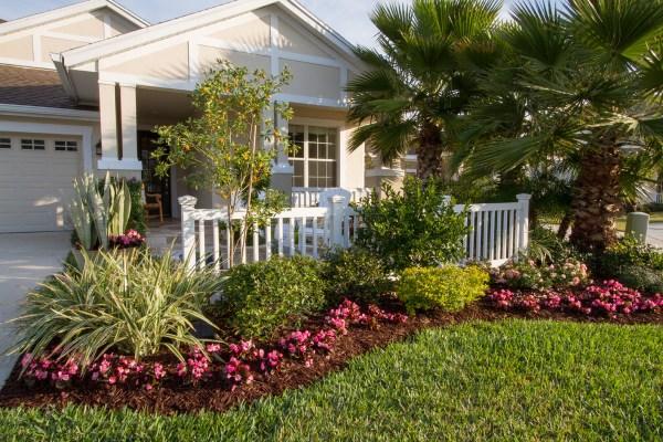 jan's winter escape garden in florida
