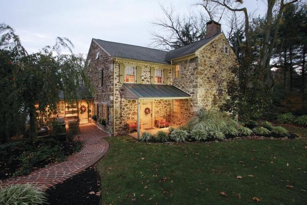 Traditional-style Home Fine Homebuilding 2015
