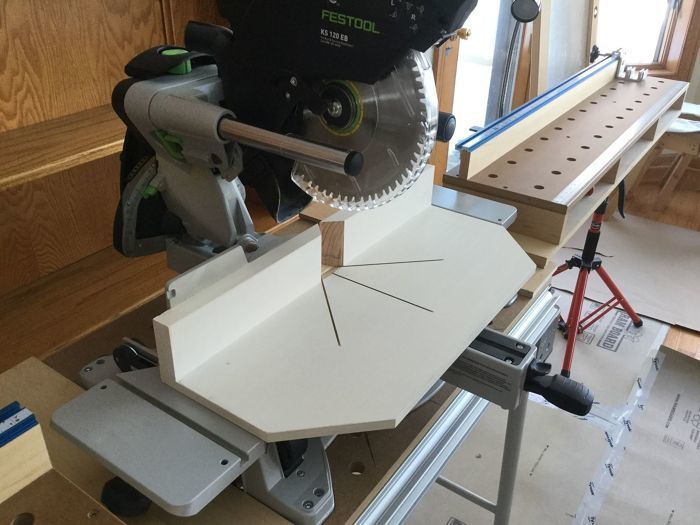 Table Saw Wings