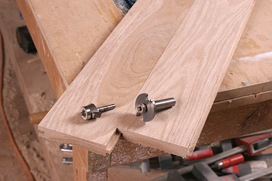 Tongue And Groove Router Bits For Flooring