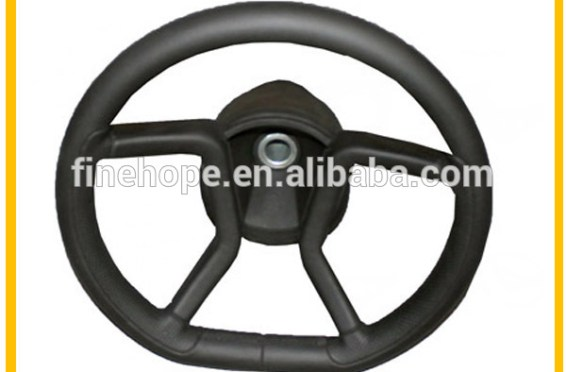 polyurethane auto parts steering wheel