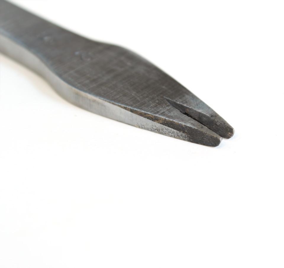 Inverse Pricking Irons