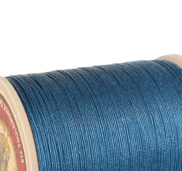 Linen Thread: Blue